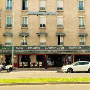 Hotel Pictures: Aero Hotel, Issy-les-Moulineaux