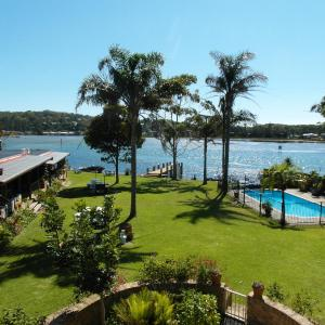 Fotos del hotel: Lake Edge Apartments, Burrill Lake