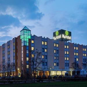 Hotelbilleder: H+ Hotel Leipzig-Halle, Landsberg