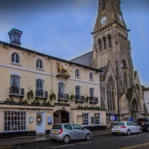 Hotel Pictures: The Golden Lion Hotel, St Ives