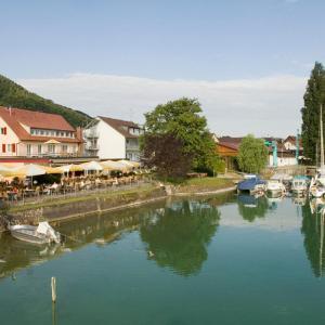 Hotelbilleder: Hotel Pension Café Hasler, Bodman-Ludwigshafen