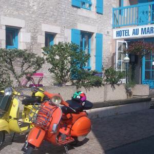 Hotel Pictures: Hotel Au Marais, Coulon