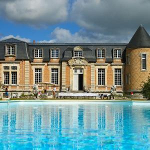 Hotel Pictures: Château de Vignelles, Jouy-le-Potier