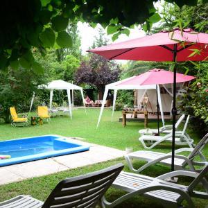 Hotellikuvia: Posada de Chacras, Chacras de Coria