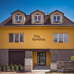 Hotel Pictures: Penzion Vila Karolina, Hodonín