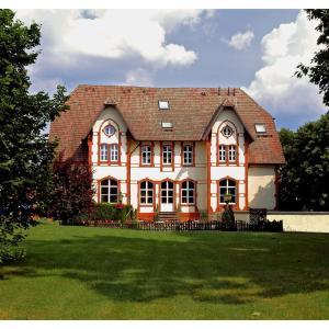 Hotel Pictures: Villa Knobelsdorff, Pasewalk