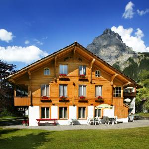 Hotel Pictures: Hotel Alpina, Kandersteg