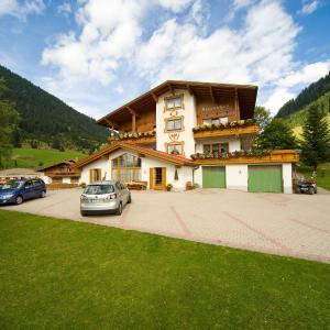 Фотографии отеля: Gästehaus Alpenblick, Берванг