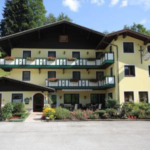 Foto Hotel: Hotel Landhaus Ausswink'l, Russbach am Pass Gschütt