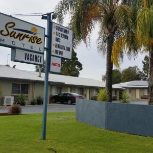 Hotellbilder: Sunrise Motel, Barooga