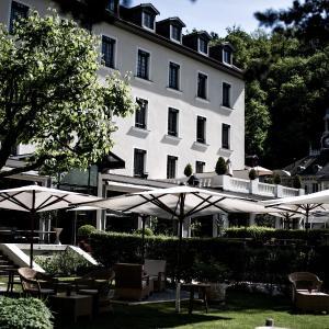 Hotel Pictures: Grand Hôtel Restaurant Les Terrasses, Uriage-les-Bains