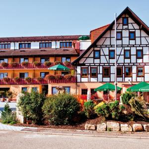 Hotelbilleder: Hotel Gasthof Löwen, Marschalkenzimmern