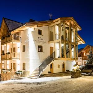 Zdjęcia hotelu: Garni Villa Gardena - Gardenahotels, Selva di Val Gardena