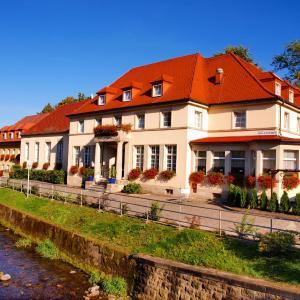 Hotelbilleder: Hotel Sächsisches Haus, Berggiesshübel