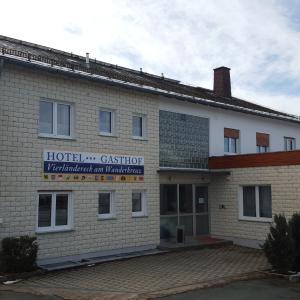 Hotel Pictures: Gasthof Vierländereck, Rudolphstein