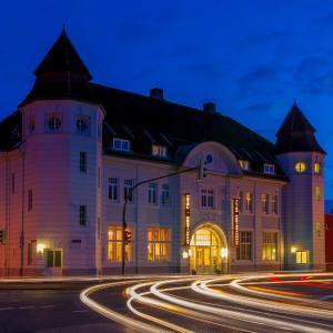 Hotelbilleder: Hotel Alter Kreisbahnhof, Slesvig