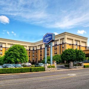 酒店图片: Hampton Inn Nashville / Vanderbilt, Nashville