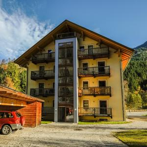 ホテル写真: Ferienhaus am Rohntalbach, Hinterriss