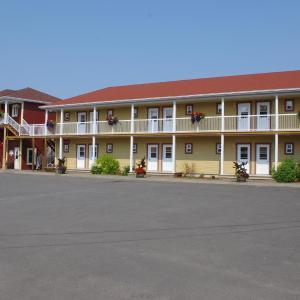 Hotel Pictures: Motel des Mariniers, Kamouraska