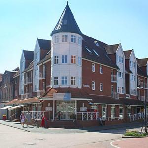 Hotel Pictures: Inselresidenz Strandburg - Studio 110 (Ref: 50961), Juist