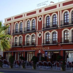 Hotel Pictures: Hotel Manolo Mayo, Los Palacios y Villafranca
