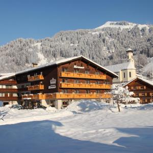 Fotografie hotelů: Sporthotel Krone, Schoppernau