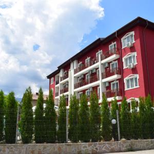 Фотографии отеля: Tintyava Balneohotel, Vŭrshets