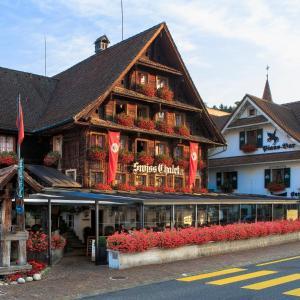 Hotel Pictures: Swiss-Chalet Lodge, Merlischachen