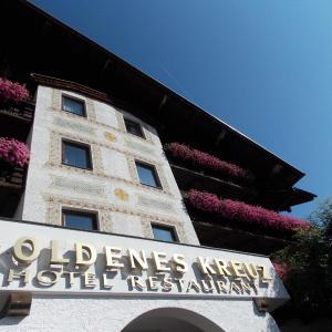 Fotos de l'hotel: Hotel Goldenes Kreuz, Tannheim