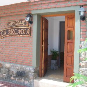 Zdjęcia hotelu: La Arcadia Hospedaje, Cafayate