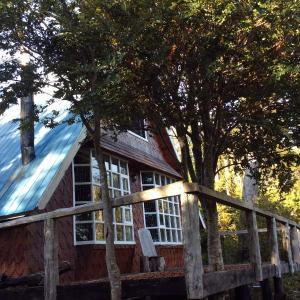 Фотографии отеля: Cabaña Tepuheico, Tepuheico