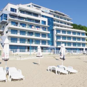 ホテル写真: Aurora apartments on the beach, オブゾー