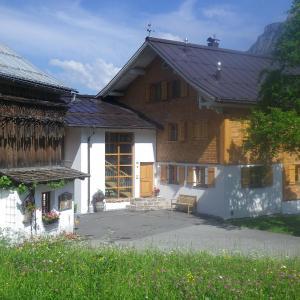 Hotelbilleder: Baby und Kinderbauernhof Wildfang, Dalaas