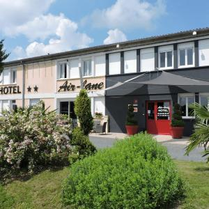 Hotel Pictures: Hotel Air-lane, Saint-Léger-sous-Brienne