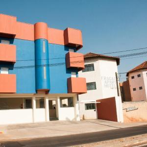 Hotel Pictures: Fragata Apart Hotel, Marília