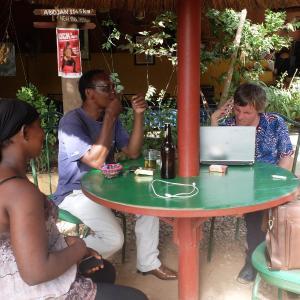 Hotelbilleder: Hotel de la Liberte, Ouagadougou