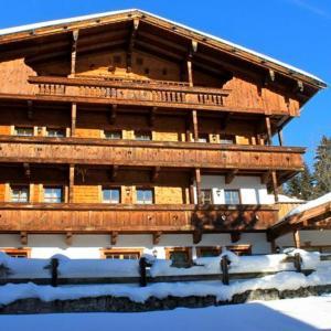 Hotelbilleder: Aparthaus Hubertus, Alpbach