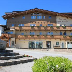 Hotel Pictures: Brunner Apartments, Niederau