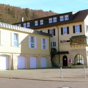 Hotelbilleder: Hotel Garni in der Breite, Albstadt