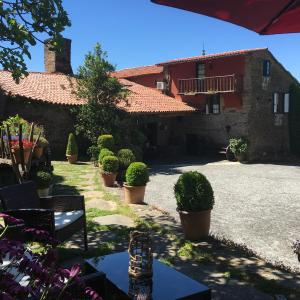 Hotel Pictures: Casa Brandariz, Dombodán