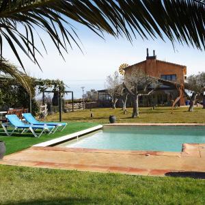 Hotel Pictures: Villa Mas Puig Del Moli, Pals