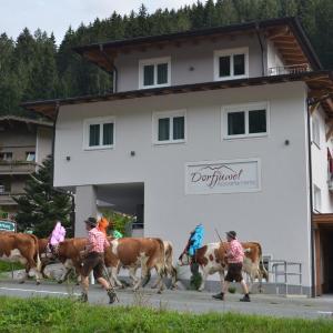 Fotos de l'hotel: Apartment Dorfjuwel, Oberau