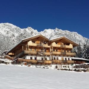 Hotelbilleder: Gästehaus Larch, Alpbach