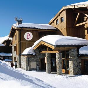 Hotel Pictures: Belambra Hotels & Resorts le Hameau Des Airelles, Saint-Martin-de-Belleville