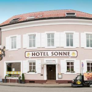 Hotelbilleder: Hotel Sonne, Stupferich