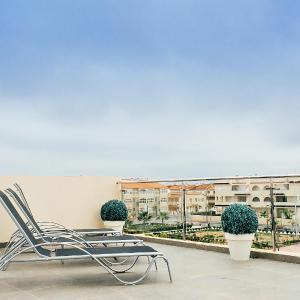 Hotel Pictures: Bungalow Mil Palmeras, La Horadada