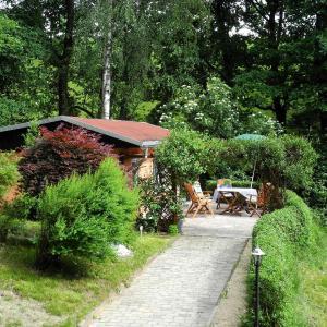 Hotel Pictures: Ferienhaus am Urzeitpark Sebnitz, Hertigswalde