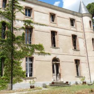 Hotel Pictures: Chateau la Bouriette, Moussoulens