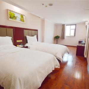 Hotel Pictures: GreenTree Inn HeBei ZhangJiaKou XuanHua BoJu Countryside Business Hotel, Zhangjiakou