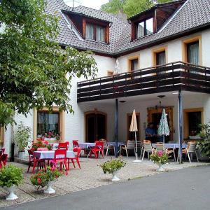 Hotelbilleder: Hotel Pension Blüchersruh, Bad Berneck im Fichtelgebirge
